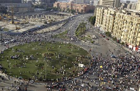 قوات الأمن تُعيد فتح ميدان التحرير أمام حركة المرور