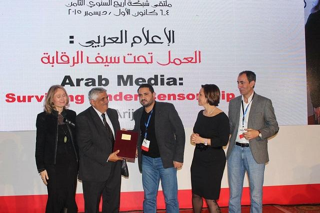 أصوات مصرية تفوز بالجائزة الثانية في مسابقة أريج للصحافة الاستقصائية