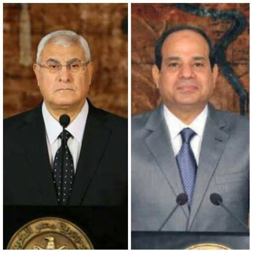 عامان منذ 30 يونيو: قرارات وتشريعات السيسي ثلاثة أمثال عدلي منصور