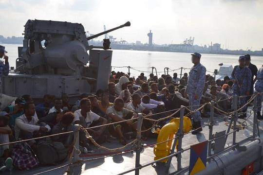 مصر تحذر من عواقب غلق أبواب الاتحاد الأوروبي في وجه اللاجئين والمهاجرين