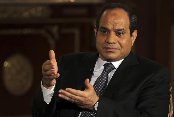 السيسي في حديث إذاعي: مصر جزء من التحالف الدولي لمكافحة الإهارب.. وعلاقتنا مع أمريكا قوية