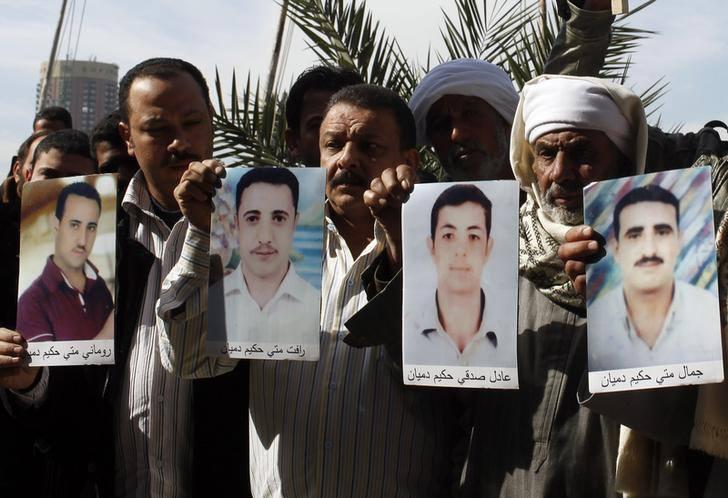 بالصور والفيديو  ... تسلسل زمني لحادث قتل المصريين في ليبيا
