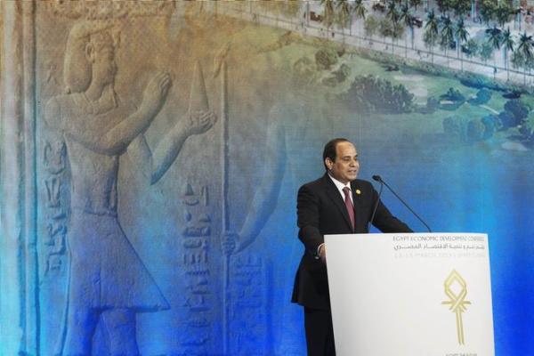 تغطية حية لكلمة الرئيس عبد الفتاح السيسي في اختتام أعمال قمة التكتلات الأفريقية الثلاث