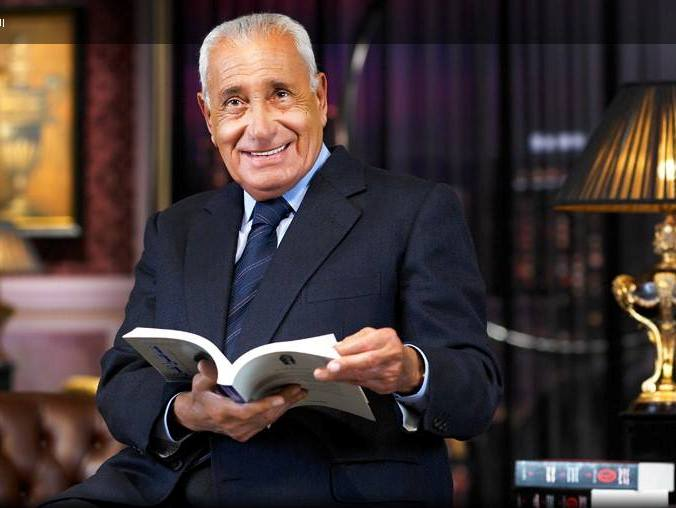 وفاة محمد حسنين هيكل عن 92 عاما