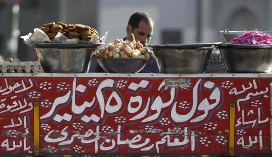 مطاعم بالقاهرة تحول طبق الفول إلى وجبة راقية