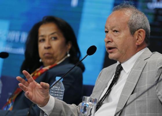 التجاري الدولي يوافق على المضي في مفاوضات استحواذ ساويرس على سي أي كابيتال