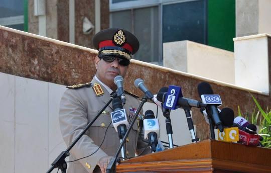 صحيفة: السيسى يصدر قرارا بتحمل القوات المسلحة ديون