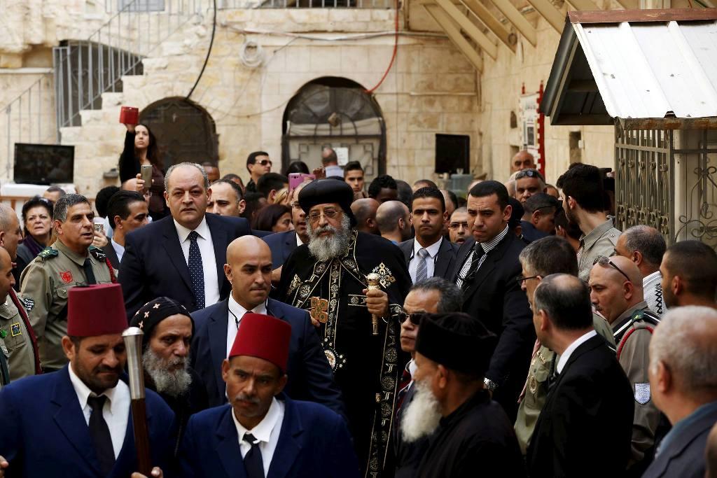 الكنيسة: موقفنا من زيارة القدس ثابت لم يتغير ولن ندخلها إلا مع جموع المصريين