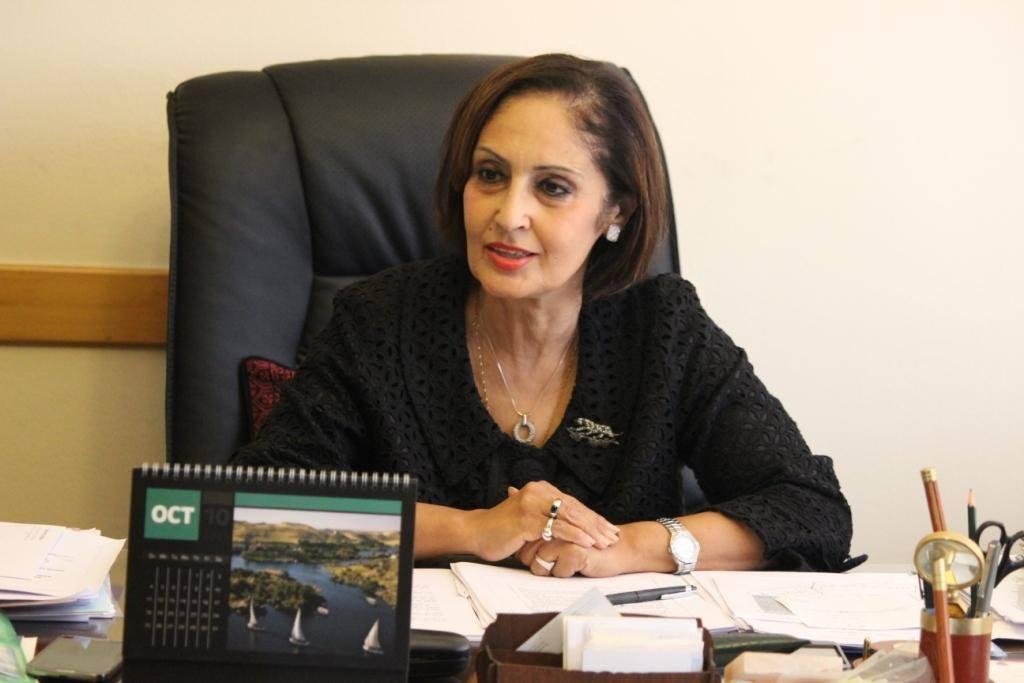 نائلة جبر: الهجرة غير الشرعية ليست جريمة في مصر حتى الآن