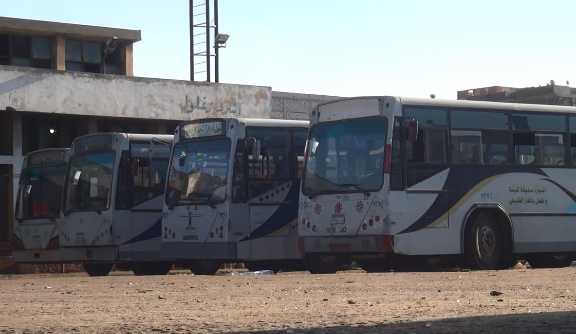 خطوط سير أتوبيسات القوات المسلحة بالقاهرة الكبرى لمواجهة ارتفاع الأسعار