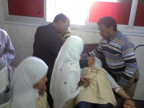مديرية التربية والتعليم بالسويس: إصابة 178 طالبا بالتسمم إثر تناول ألبان التغذية المدرسية