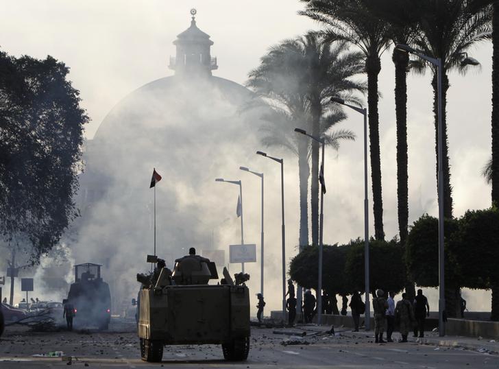 حرية الفكر والتعبير: 1552 حالة انتهاك بالجامعات وإحالة 79 طالبًا للقضاء العسكري