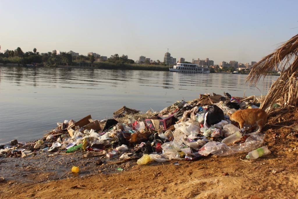 وزير البيئة: الاستفادة من 5 قطع أراض لفرز مخلفات القاهرة الكبرى