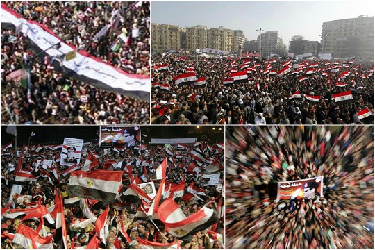 ماذا توقع العالم لاقتصاد مصر بعد ثورة يناير؟