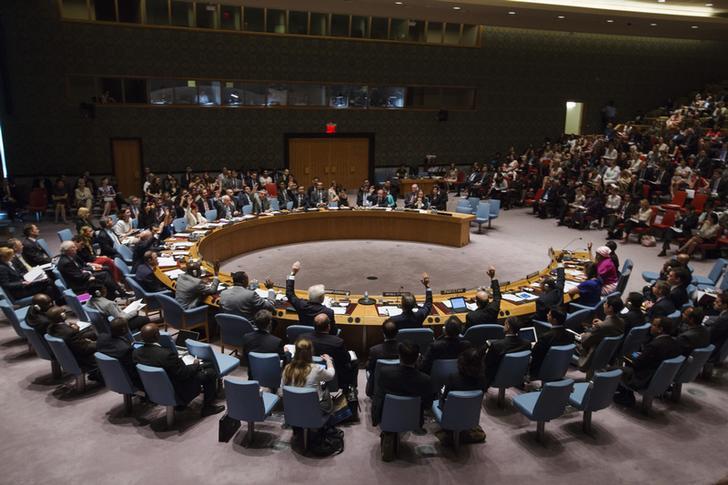 الأمم المتحدة تحظر تزويد الحوثيين بالسلاح وروسيا تمتنع عن التصويت