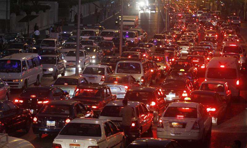 اقتصاد- حصر السيارات المستخدمة لبنزين 80 في مصر