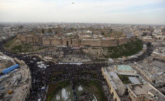 وزير السياحة يوقع بروتوكول تعاون مع كردستان العراقية