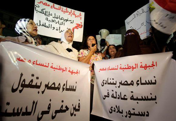 حقوقيات يرفضن ربط مواد المرأة بالشريعة الإسلامية