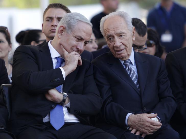 السيسي يتلقى اتصالين للتهنئة من رئيس ورئيس وزراء إسرائيل