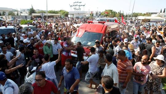 التيار الشعبي يتهم التنظيم الدولي للإخوان بقتل البراهمي المنسق العام لـ