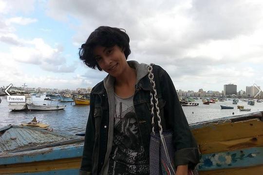 شهادة الحقوقية عزة سليمان على لحظات مقتل الناشطة شيماء الصباغ