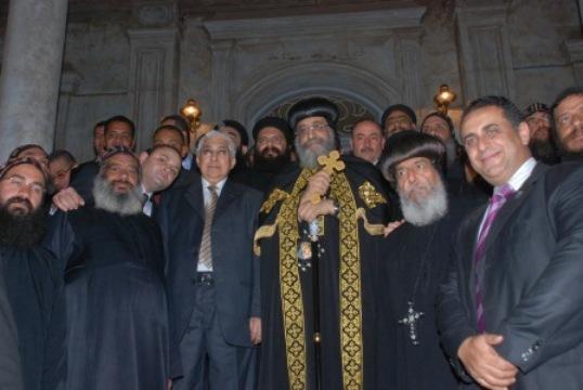 المجمع المقدس للكنيسة الأرثوذكسية: لا قيود على مشاركة الأقباط في مظاهرات 30 يونيو