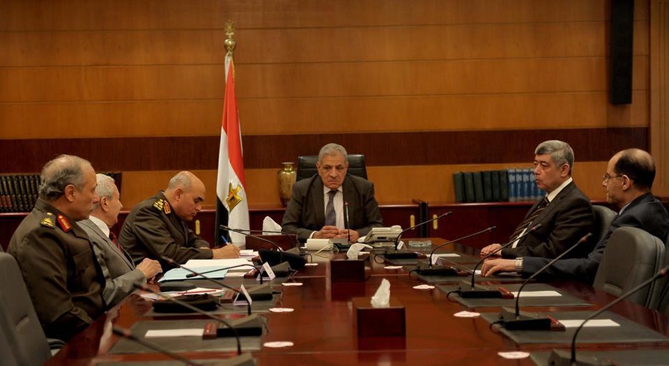 محدّث - إبراهيم محلب: 10 وزراء جدد وإلغاء وزارة الإعلام في الحكومة الجديدة