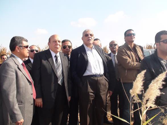 محلب:  أراضى الدولة المعتدى عليها سيتم استردادها .. ولن نفرط في حق المواطنين