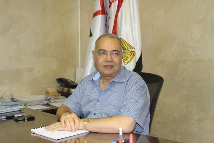 عصام خليل رئيسا لحزب المصريين الأحرار