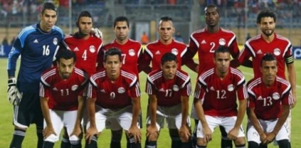 Image result for منتخب مصر لكرة القدم